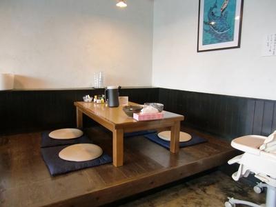 つけ麺 ジンベエの店内雰囲気3