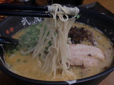 麺屋 武虎の辛豚骨ラーメン2
