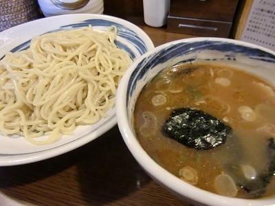 大勝軒のつけ麺写真画像